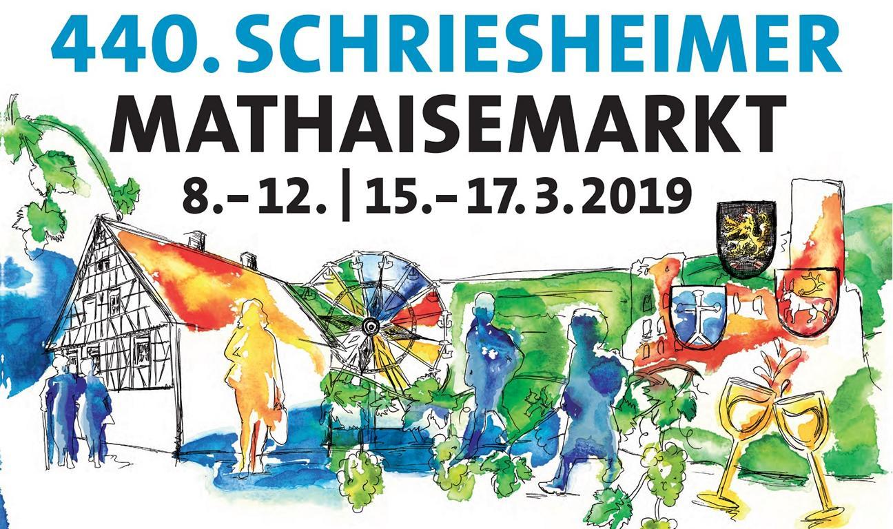Mathaisemarkt 2019 Programm und Plakat zum Download