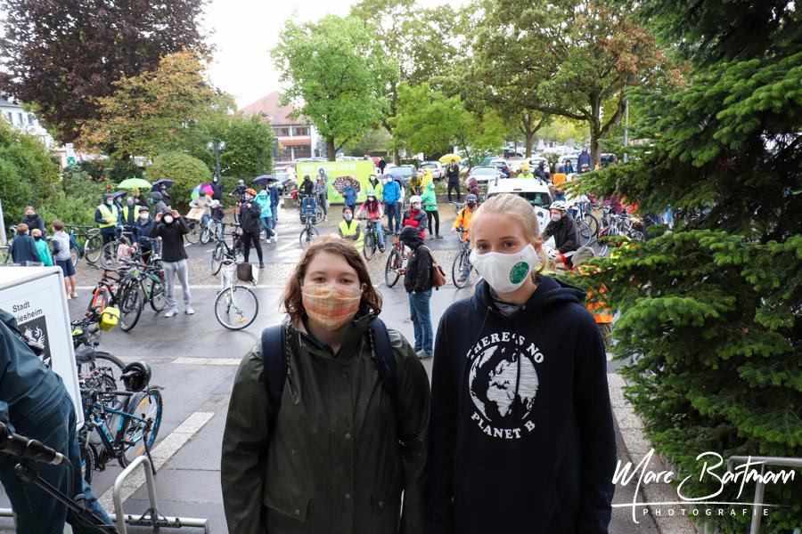 Erin Engin und Marieke Wölfer